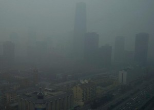 killer smog, and global warming.