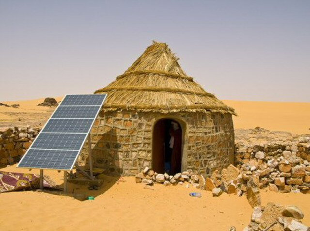and solar homes, no matter how modest,