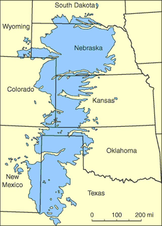 Ogallala Drying Up Wikisolver